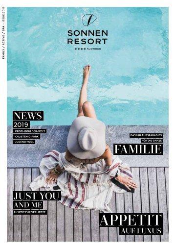 Sonnen Resort Hotelkatalog