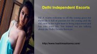 BesT escorts Service In Delhi