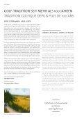 Das Magazin für den Schwarzwald- und Elsass-Golfurlaub 2019 - Page 6