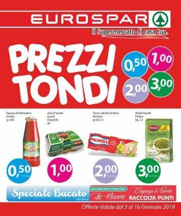 Eurospar S.Gavino 2019-01-03