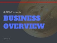 Business Overview Sept 2018