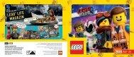 LEGO Neuheiten 1. Halbjahr 2019
