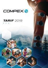 TARIF GENERAL COMPEX 2019