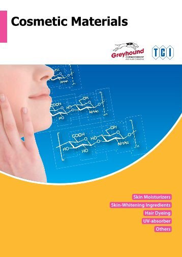 Tokyo Chemical Industries (TCI) Cosmetic Materials