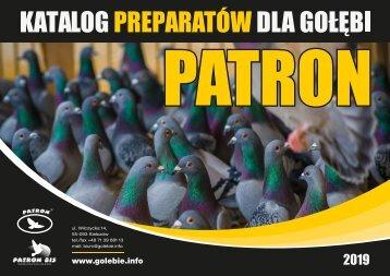 Katalog preparatów firmy PATRON