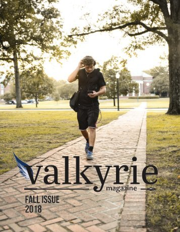 Valkyrie Fall 2018 - Issue 1