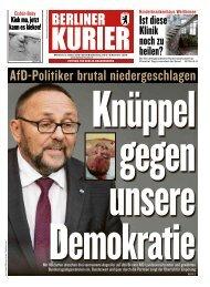 Berliner Kurier 09.01.2019