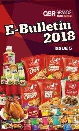 E-bulletin 2018-ISSUE5- Final