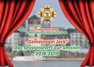 Sessionsheft Stadtgarde version 7