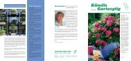 Personalecke - Künzli Gartenbau AG