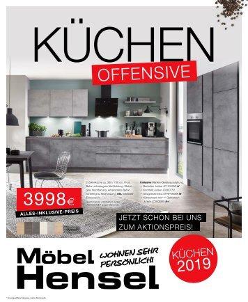 Küchenprospekt Jan-Mäz 2019