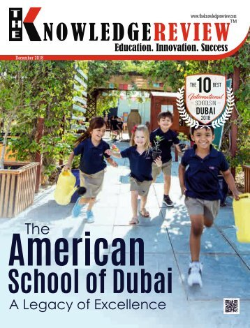 The 10 Best International Schools in Dubai 2018
