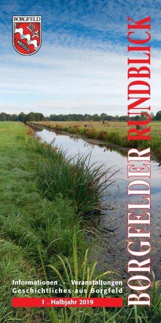 Borgfelder Rundblick 1. Halbjahr 2019