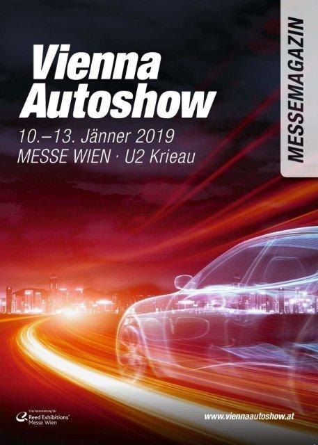 Vienna Autoshow 2019-01-04