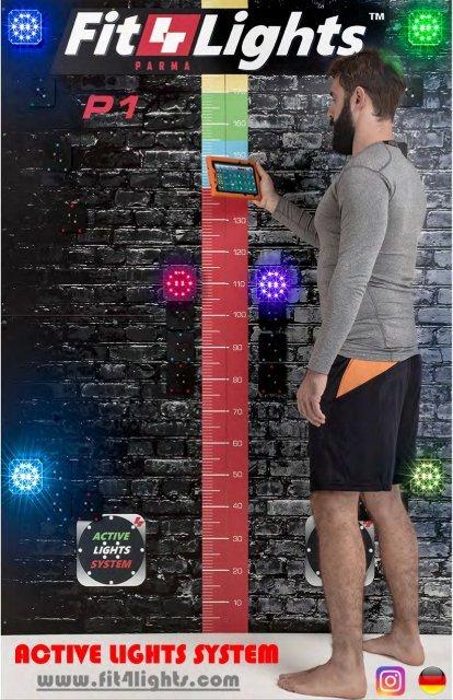 Fit4Lights - Active Lights System DE