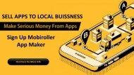 Best free mobile app builder