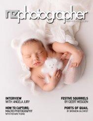 NZPhotographer, Issue 14, Dec 2018