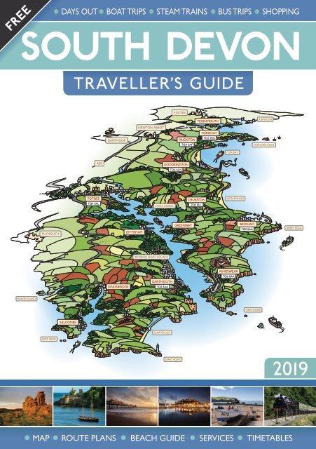 2019 South Devon Guide