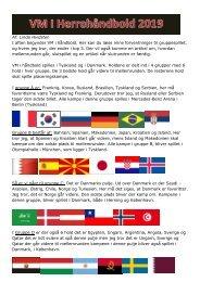 VM i håndbold
