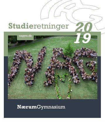NAG studieretninger 2019