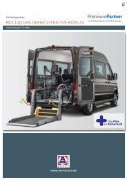 Produktblatt VW Crafter als KMP