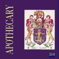 Apothecary 2018