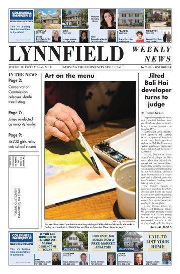 Lynnfield 1-10