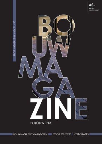 BouwMagazine Antwerpen-Rand 2019-2020