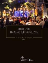 Celebración Fin de Año 2018
