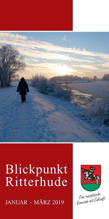 Blickpunkt Ritterhude Jan.-März 2019