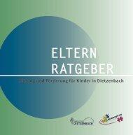 Elternratgeber der Kreisstadt Dietzenbach