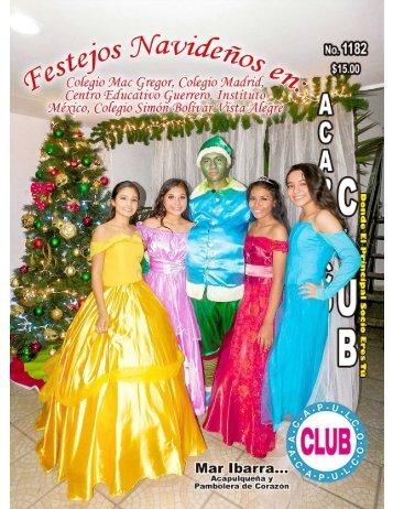Revista Acapulco Club 1182