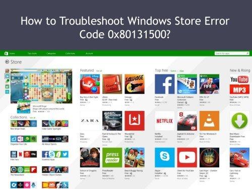 Xbox error code 0x80131500