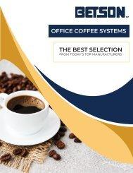 OCS Coffee Catalog 2019