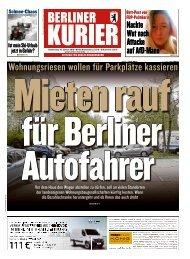 Berliner Kurier 10.01.2019