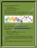 Mobile app development services - Page 2