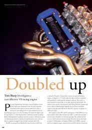Tom Sharp - Radical Performance Engines