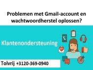 Problemen met Gmail-account en wachtwoordherstel oplossen