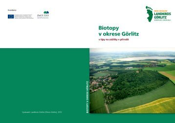 Lebensräume im Landkreis Görlitz (CZ)