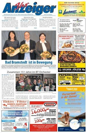 Ihr Anzeiger Bad Bramstedt 02 2019