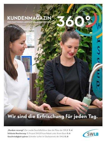 Kundenmagazin Ludwigsburg 03/2018