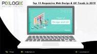 Top 10 Responsive Web Design & UX Trends in 2019