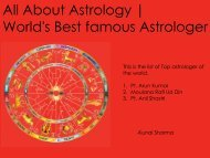 All About Astrology  World'sBest famousAstrologer-converted