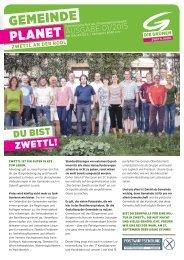 Grünes Blatt 1/2015