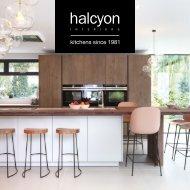 Halcyon Interiors 2019 Brochure - Creating Beautiful Kitchens Since 1981