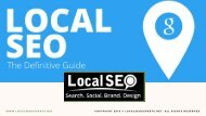 Local SEO Experts – Offering Affordable SEO Packages across the Globe