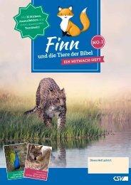 Finn und die Tiere_Leseprobe