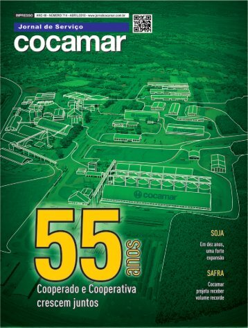 Jornal Cocamar Abril 2018