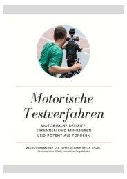 Motorische Testverfahren