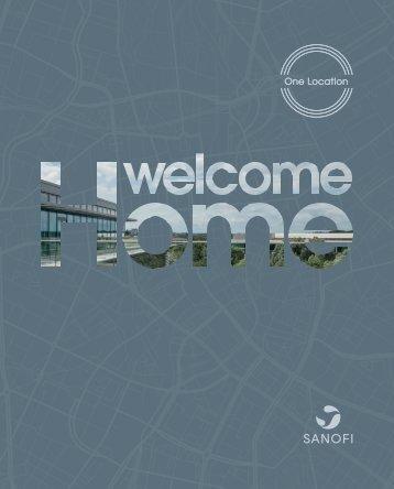 Sanofi Welcome Home Book